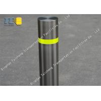 Buy cheap Concrete Footing Driveway Security Post Road Traffic Safety Anti Corrosion product