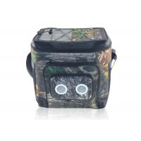 Buy cheap Music Bluetooth Radio personalized cooler bags With Detachable Speaker product