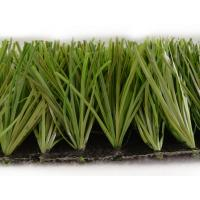 Buy cheap Trio color 18000Dtex Strong Synthetic Garden Artificial Grass for High Standard Football Field from wholesalers