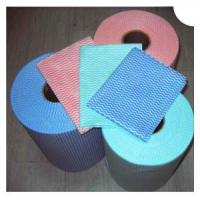 Buy cheap Nonwoven Material for Cleaning Wipe product