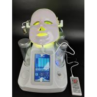 Buy cheap 1 water oxygen peeling machine with LED face mask RF BIO Lifting Spa Facial from wholesalers