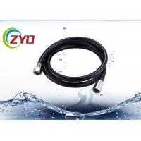Buy cheap Double Tight Docking Hand Held Shower Hose, Good Elasticity Metal Shower Hose product