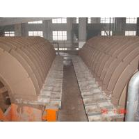 Buy cheap 45㎡ Mining Dewatering Equipment , Ceramic Disc Filter PLC Program Control product