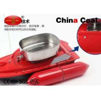 Buy cheap Red Popular Remote Control Fishing Bait Boat Can Fish Automatically product