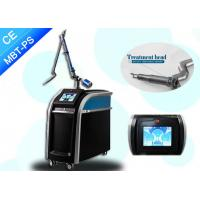 Buy cheap Real 755nm Picosecond Laser Tattoo Removal For All Color Tattoo Removal and Black Doll product