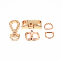 Buy cheap Alloy 16mm Key Dog Leash Buckles 20mm Rope Accessory Metal Hook Buckles product