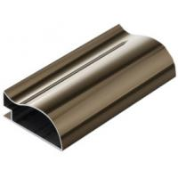 Buy cheap Anodized Structural 6061 aluminium extrusion profiles , Industrial Aluminum Profile product