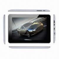 Buy cheap Tablet PCs, 7-inch LED Google's Android 4.0 Bluetooth 3G Voice Calling 2,160P HD Video product