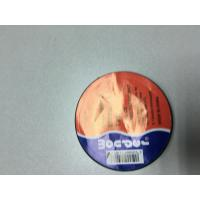 Buy cheap 6M Colorful PVC Electrical Tape / Rubber Electrical Tape ISO SGS ROHS Certificate product