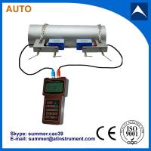 Buy cheap abrazadera del bajo costo en el tipo fabricante ultrasónico del metro de flujo del PDA product