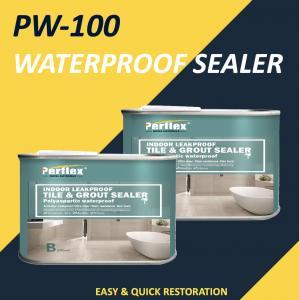 Buy cheap Zero Formaldehyde Indoor Tile Sealer / Bathroom Tile Sealer Dirt Resistance product