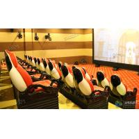 Buy cheap Design 5D Movie Theater With 6 Real Effects Machine And Motion Chair To The Park product