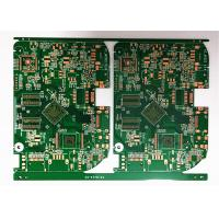 Buy cheap HDI FR4 Rigid Flex Circuit Board Green Soldermask 2OZ Copper With Immersion Gold product