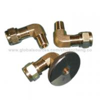 Buy cheap Customized brass air hose fittings product