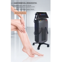Buy cheap CE Salon 808nm Diode Laser Hair Removal Machine product
