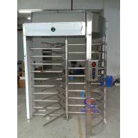 China Indonesia Prison high full height turnstile barrier one track entrance wholesale