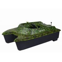 Buy cheap DEVC-308 camouflage remote control fishing bait boat style radio contor product