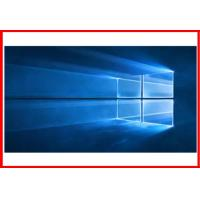 Buy cheap Microsoft  Windows 10 Pro Product Key OEM 64 Bit Retail Box for COA Sticker product