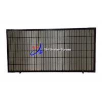 China Oil & Gas Swaco Mongoose Steel Frame Shaker Screen For Solid Control on sale