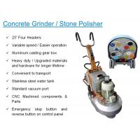 "Buy cheap 25"" Planetary Concrete Floor Grinder / Terrazzo Floor Polishing Machine product"