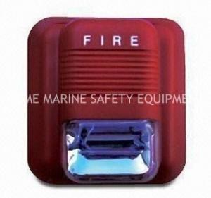 Buy cheap Fire Strobe Siren alarm product