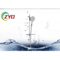 Buy cheap Reliable Bathroom Shower Sets High Grade SS Material Plated Surface product