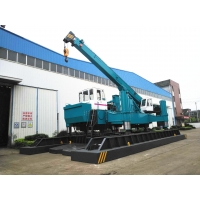 Buy cheap No Noise No Pollution Mini Pile Driving Equipment For Spun Pile Square Pile Foundation With Customized Color product