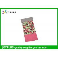 Buy cheap Non Woven Microfiber Cleaning Cloth Wth Printed Pattern Customized Color / Size product