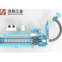 China CNC Control Induction Pipe Bending Machine Induction Bending of Pipe on sale
