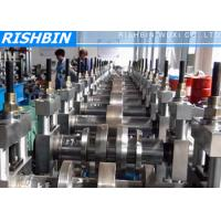 Buy cheap PLC Controller Structural Cold Steel Roll Forming Machine with 1.5 mm Thickness product