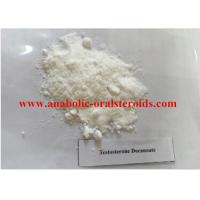 Quality Muscle Growth Testosterone Decanoate / Test D Powder 5721-91-5 White Power for sale