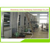 Buy cheap 6000BPH Orange Rinsing Filling Capping Machine 4.8Kw Power With 8 Capping Head product