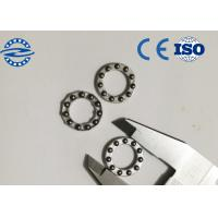 Buy cheap Chrome Steel Ball Bearings , 51200 51211 Stainless Steel Thrust Bearing product