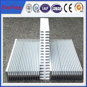Buy cheap 1 kgのアルミニウム脱熱器エンクロージャで使用されるアルミニウム プロフィール システムあたりアルミニウム価格 product