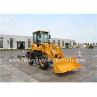 Buy cheap T915L Mini Front End Loader With Luxury Cabin 24kw Quanchai Engine product