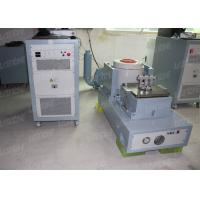 Buy cheap 50.8mm Displacement Electromagnetic Vibration Table For Mechanical Devices Shake Test from wholesalers