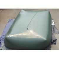 Buy cheap Light Weight PVC Coated Polyester Fabric Bladder Water Tank Liquid Storage Usage product