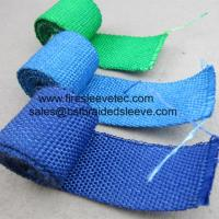 Buy cheap Thermal Header Pipe Tape Titanium Lava Exhaust Wrap product