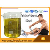 Buy cheap Injection Liquid Testosterone Undecanoate 500mg/ml for Bodybuilding Muscle Mass product
