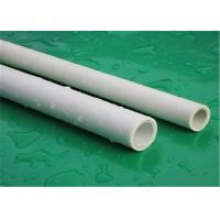 Buy cheap Intensive Plumbing Ppr Pipe For Hot Water Custom Color High Temperature Resistance product