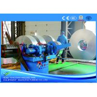 Buy cheap Double Head Hydraulic Decoiler Machine , Steel Coil Uncoiler For Steel Strip product