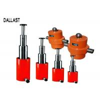 Buy cheap Piston Telescopic Single Acting Hydraulic Cylinder for Garbage Truck / Dump Truck product