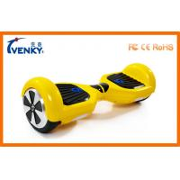 Buy cheap Energy Saving Bluetooth 2 Wheel Electric Standing Scooter 6.5 Inch With Led Light product