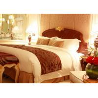 China Comfortable Classic Resort Villa Furniture Business Bedroom Suite on sale