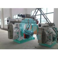 Buy cheap Small Poultry Feed Mill Machinery / Hammer Animal Feed Alfalfa Pellet Mill product
