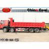 Buy cheap 8*4 camion automatique résistant 9 de transport du verseur ZZ3317N3567W en avant 1 inverse from wholesalers