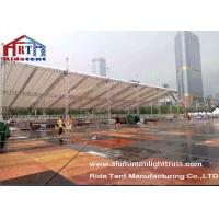Buy cheap Silver Aluminum Stage Lighting Truss Systems For Outdoor Big Event product