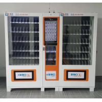 Buy cheap WM22T1-J1 Metal Frame Combo Vending Machines price Easy Operated Touchscreen For Advertising product