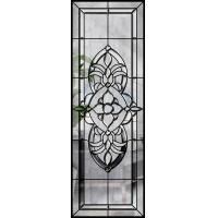 China Increased Curb Appeal Decorative Panel Glass For Apartment Home Pattern Surface on sale