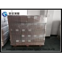 China Plain White Air Cushion Film Roll / 20x10cm Air Filled Packaging Bags For Ceramic Product on sale